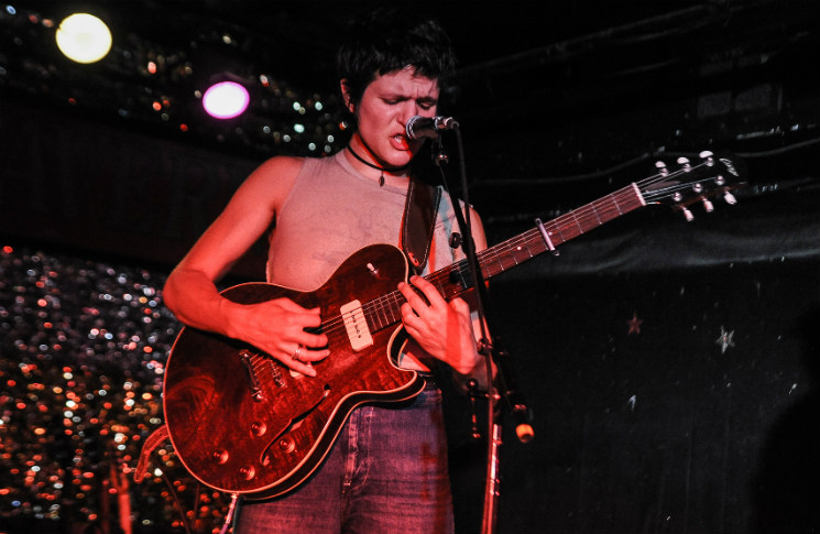 Big Thief Horseshoe Tavern, Toronto ON, June 28