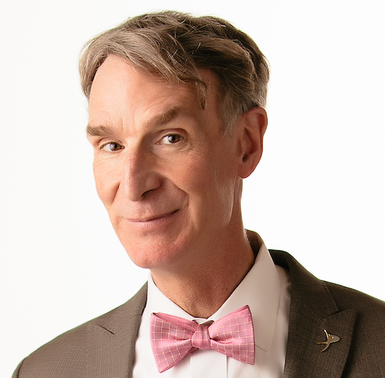 Bill Nye to 'Save the World' with New Netflix Series