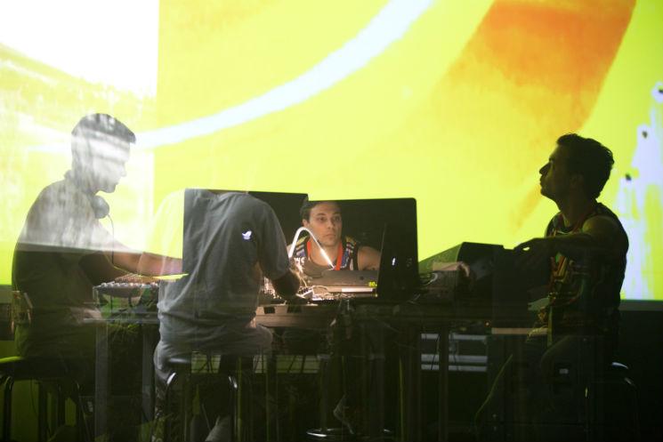 Billy Dalessandro & Ombossa present 'Boomers' Musée d'art contemporain de Montréal (MAC), Montreal QC, May 27