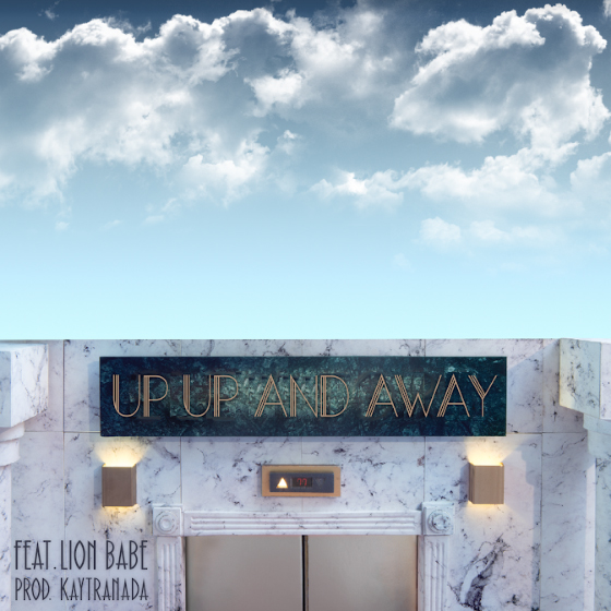 Bishop Nehru 'Up Up and Away' (ft. Lion Babe) (prod. Kaytranda)