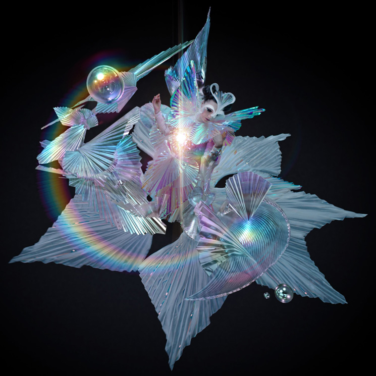 "Björk's New Song ""The Gate"" Is Here"