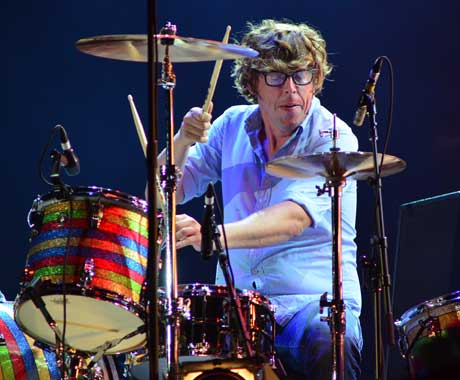 Beefs 2014: the Black Keys' Patrick Carney Slams U2 over Free Distribution Scheme