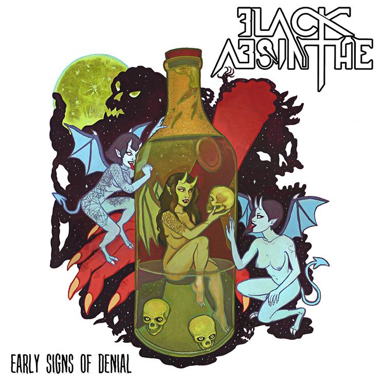 Black Absinthe 'Early Signs of Denial' (album stream)