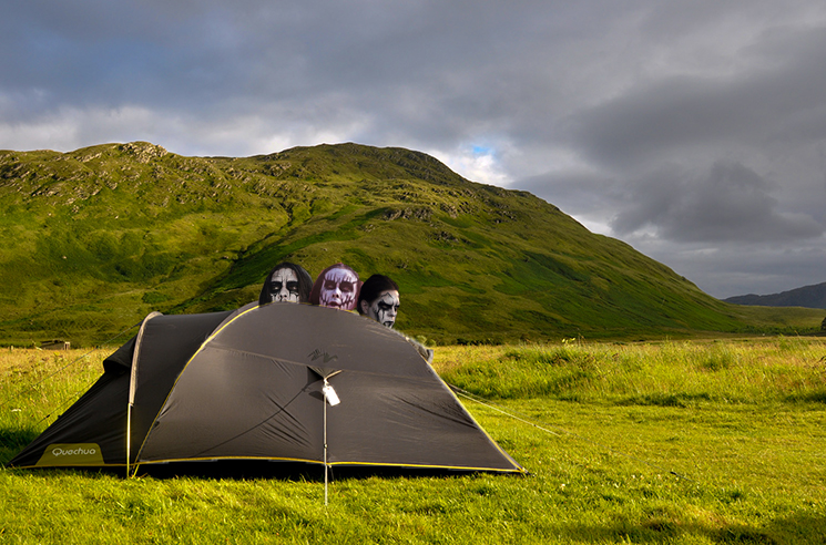 Scottish Police Mistake Camping Black Metal Fans for Suicide Pact