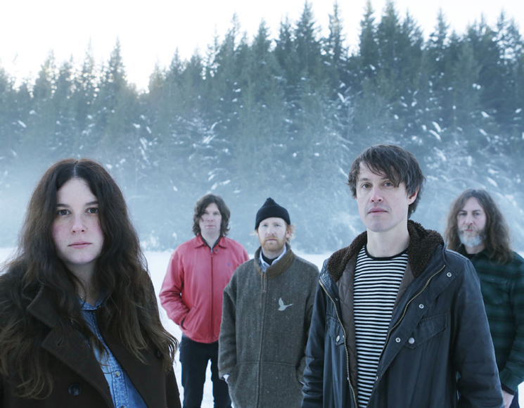 Black Mountain Launch PledgeMusic Campaign Following Devastating Tour Theft