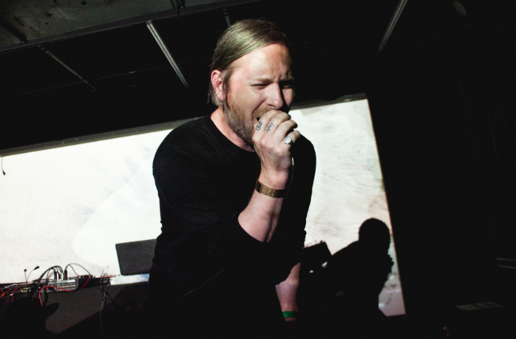 Blanck Mass Drake Underground, Toronto ON, September 12