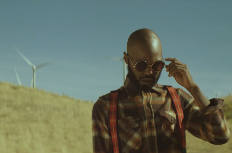 Rome Fortune 'Blicka Blicka' (video)