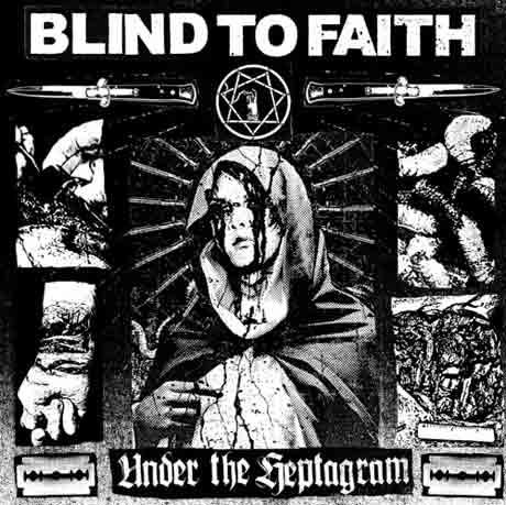 Blind to Faith Under the Heptagram