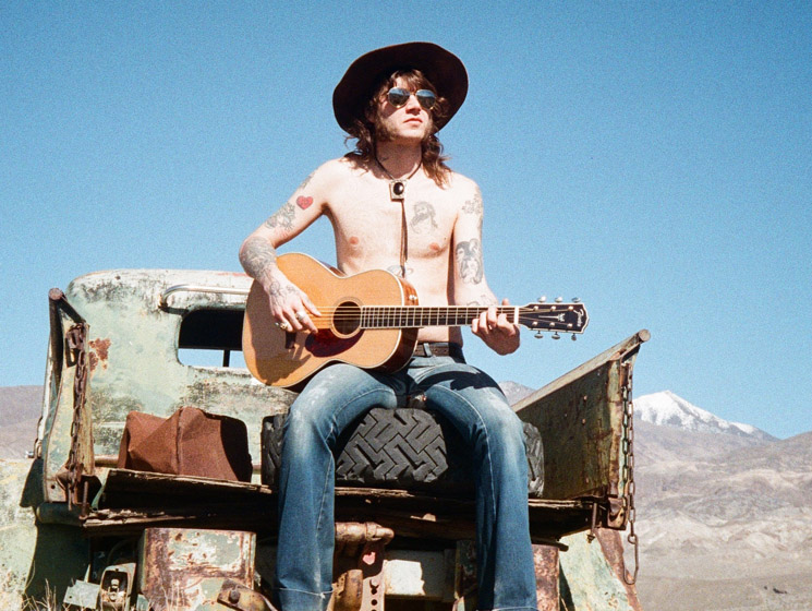 Meet Blind Matty, the No Warning Guitarist-Turned-Cowpunk