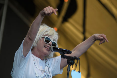 Blondie Claridge Homes Stage, LeBreton Flats, Ottawa ON, July 10