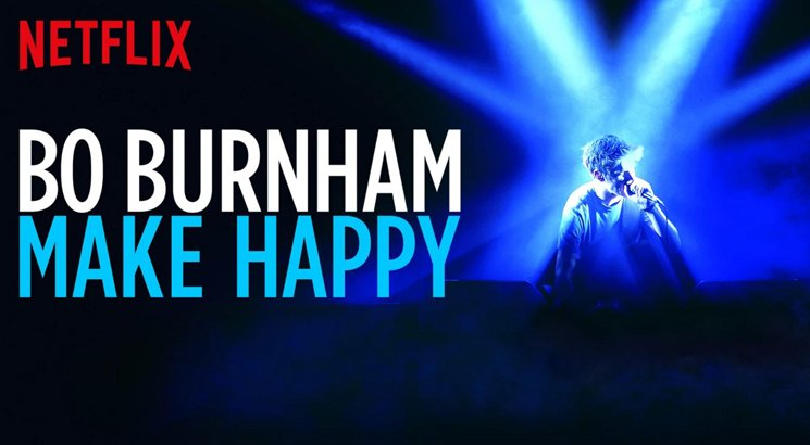 Bo Burnham Make Happy