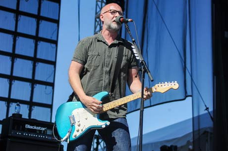 Bob Mould Riot Stage, Downsview Park, Toronto ON, September 7
