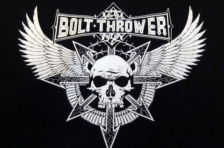 Bolt Thrower Break Up Following Death of Drummer