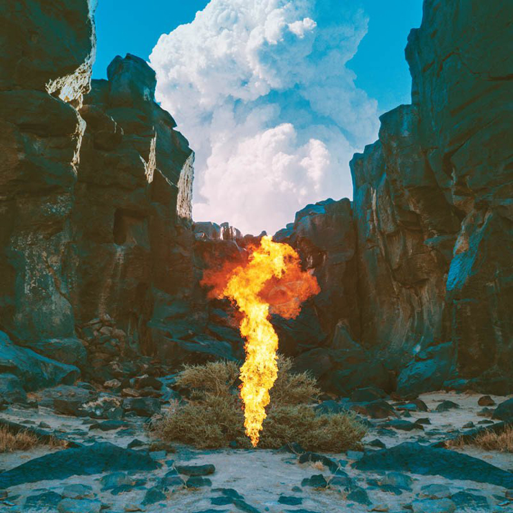 "Bonobo ""Break Apart"" (ft. Rhye)"