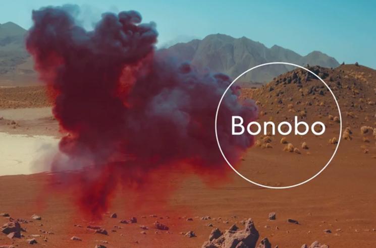 "Bonobo ""Samurai"""