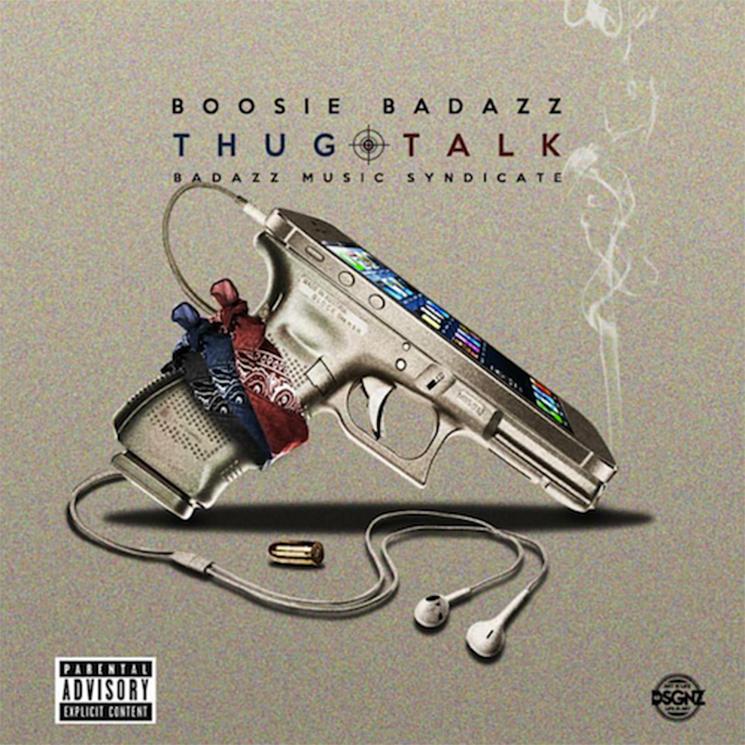 Boosie Badazz 'Thug Talk' (album stream)
