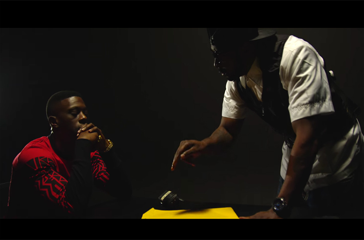 "Boosie Badazz ""The Truth"" (video)"