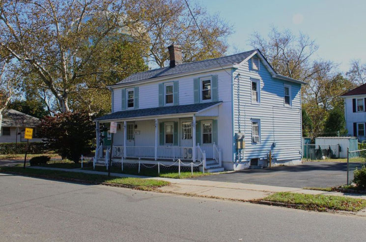 Bruce Springsteen's Childhood Home Goes Up for Sale
