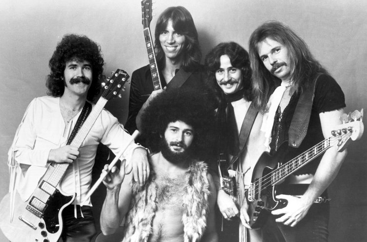 Boston Drummer Sib Hashian Dies After Onstage Collapse