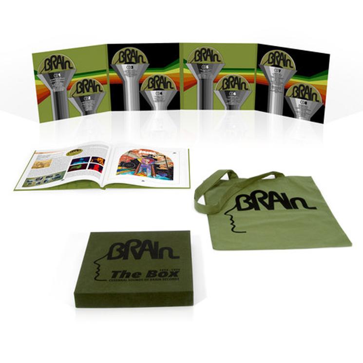 Legendary Krautrock Label Brain Records Explored in Retrospective Box Set