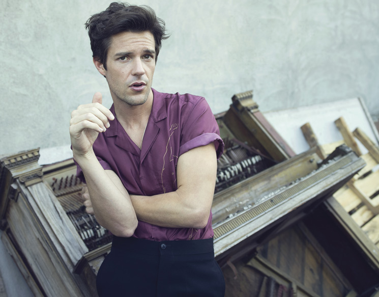 Brandon Flowers Is A Retro Killer