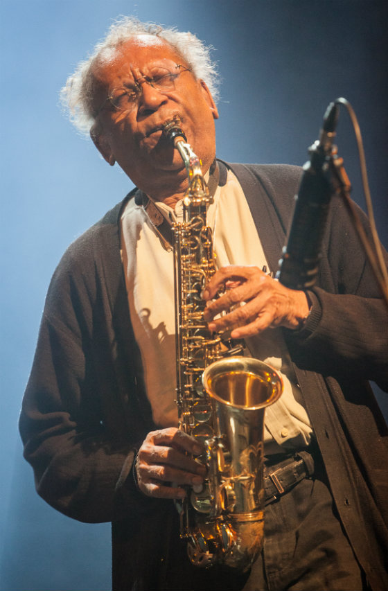 Anthony Braxton Colisée Desjardins, Victoriaville QC, May 21
