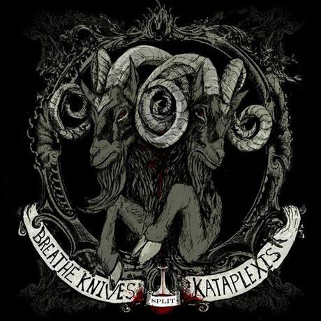 Breathe Knives/Kataplexis Split
