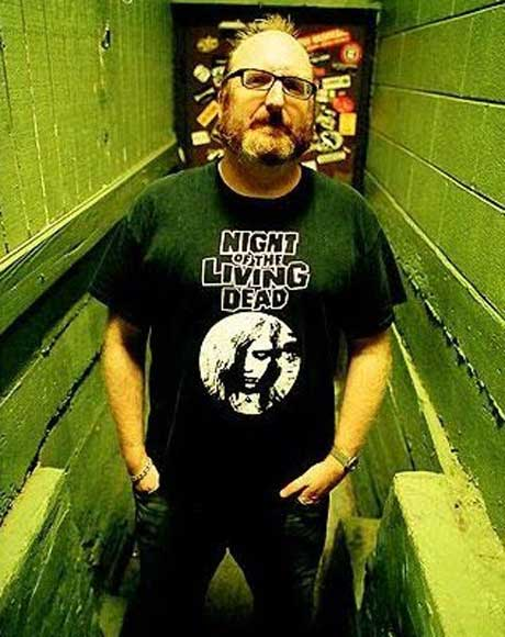 Halifax Pop Explosion: Brian Posehn Reflections Cabaret, Halifax NS, October 23
