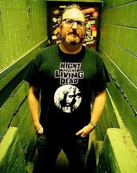 Halifax Pop Explosion: Brian Posehn Reflections Cabaret, Halifax NS, October 23