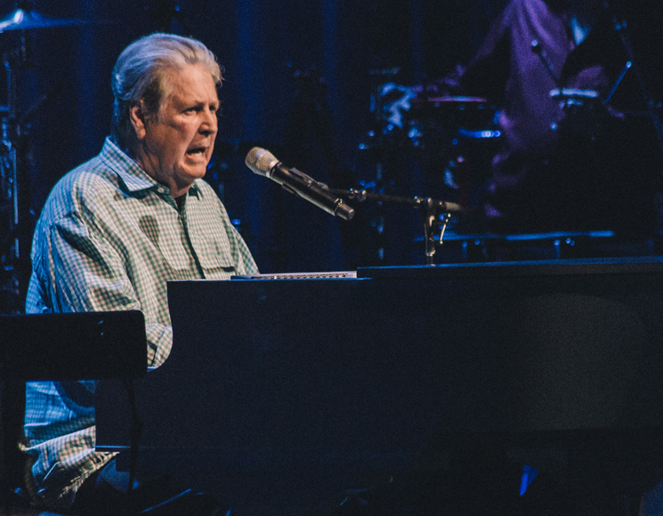 Brian Wilson Danforth Music Hall, Toronto ON, July 4
