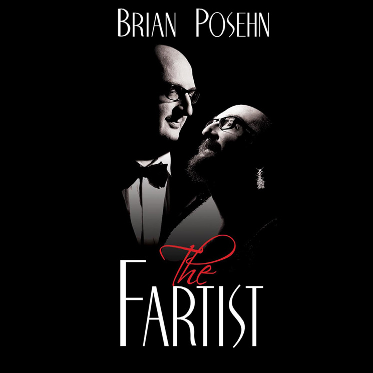 Brian Posehn The Fartist