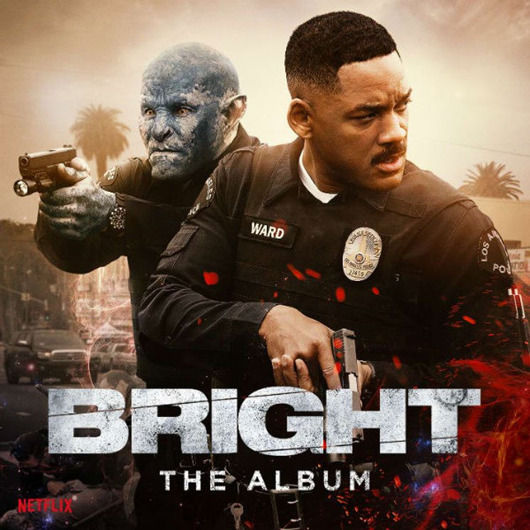 Stream the 'Bright' Soundtrack with Neil Young & DRAM, Migos, Future, Logic and More
