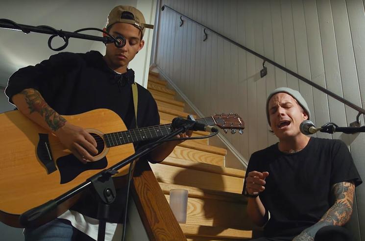 """Broadside """"Come & Go"""" / """"Coffee Talk"""" (Acoustic) on No Future"""