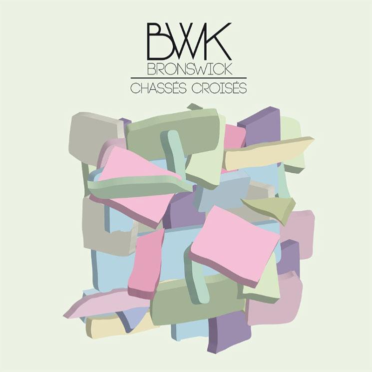 Bronswick 'Chassé-Croisés' (EP Stream)