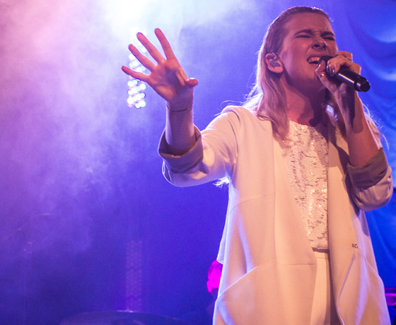 Broods Théâtre Corona, Montreal QC, March 21