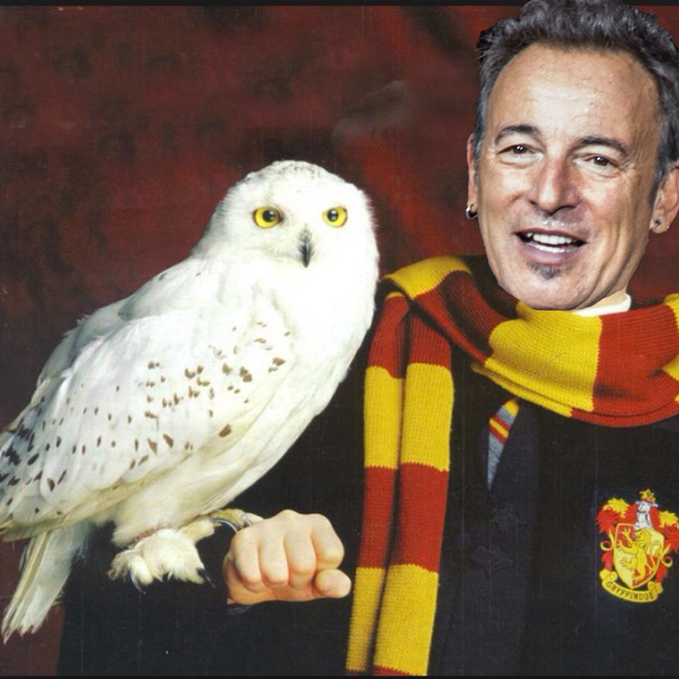 Bruce Springsteen's Rejected 'Harry Potter' Song Is Finally Here, and It Sucks