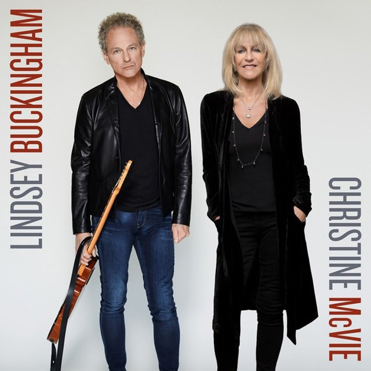 Christine McVie and Lindsey Buckingham Detail Duets Album, Plot North American Tour