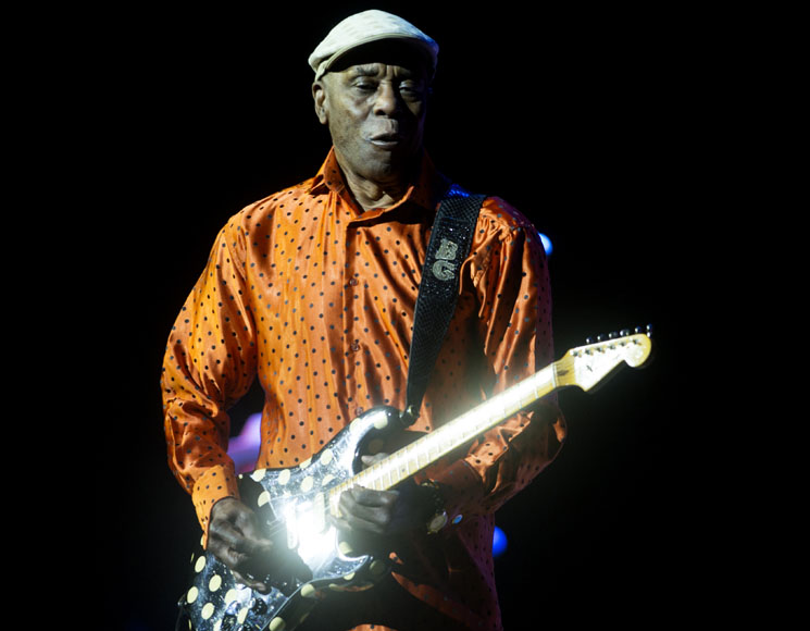 Buddy Guy Massey Hall, Toronto ON, April 14