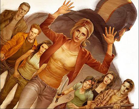 Buffy The Vampire Slayer: Season Eight, Motion Comic [Blu-Ray]