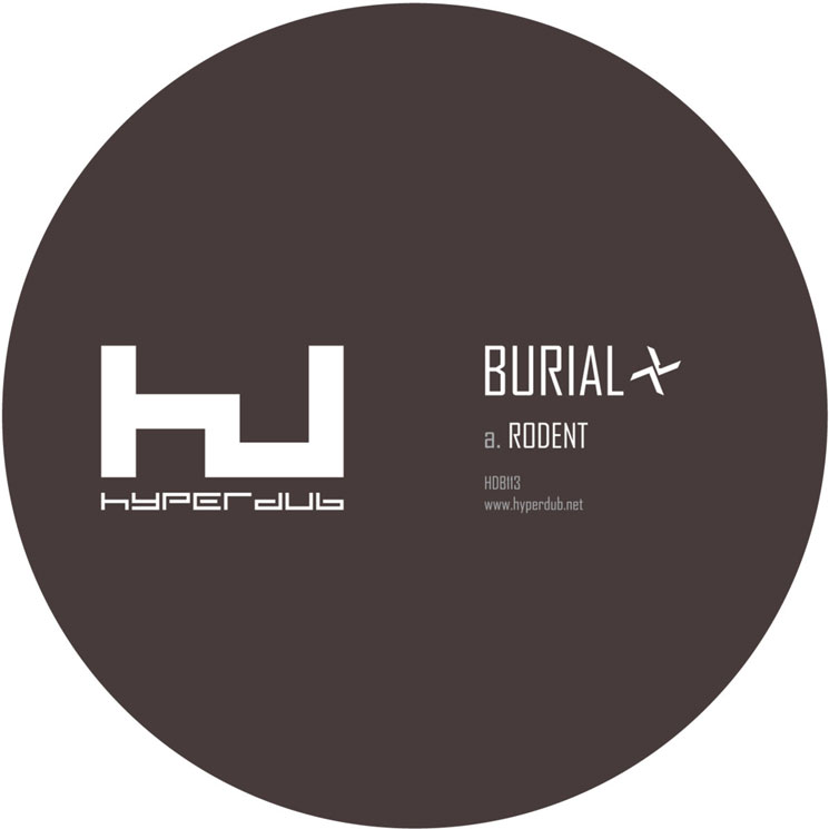 Burial Delivers New 'Rodent' Single