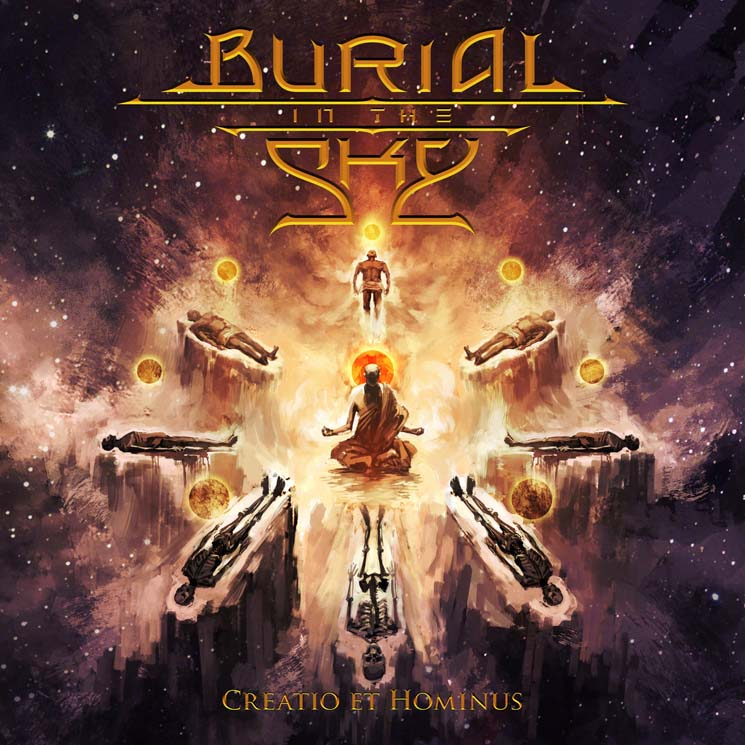 Burial in the Sky Creatio et Hominus