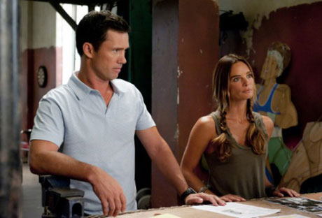 Burn Notice: The Complete Fourth Season
