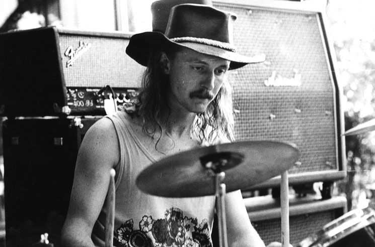 R.I.P. Allman Brothers Band Drummer Butch Trucks