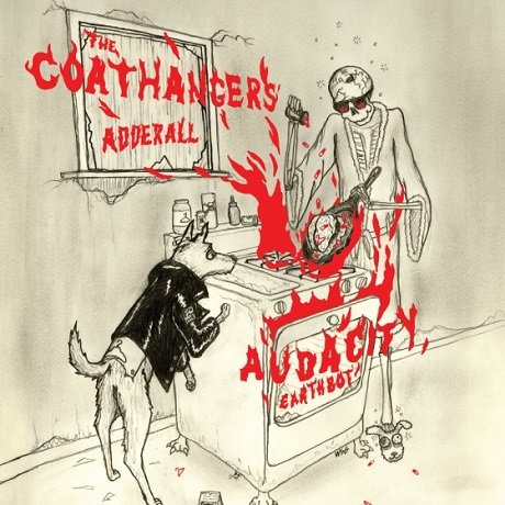 "The Coathangers ""Adderall"""