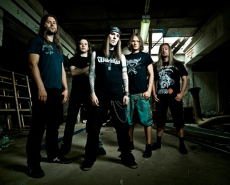 Children of Bodom Announce <i>Relentless Reckless Forever</i>