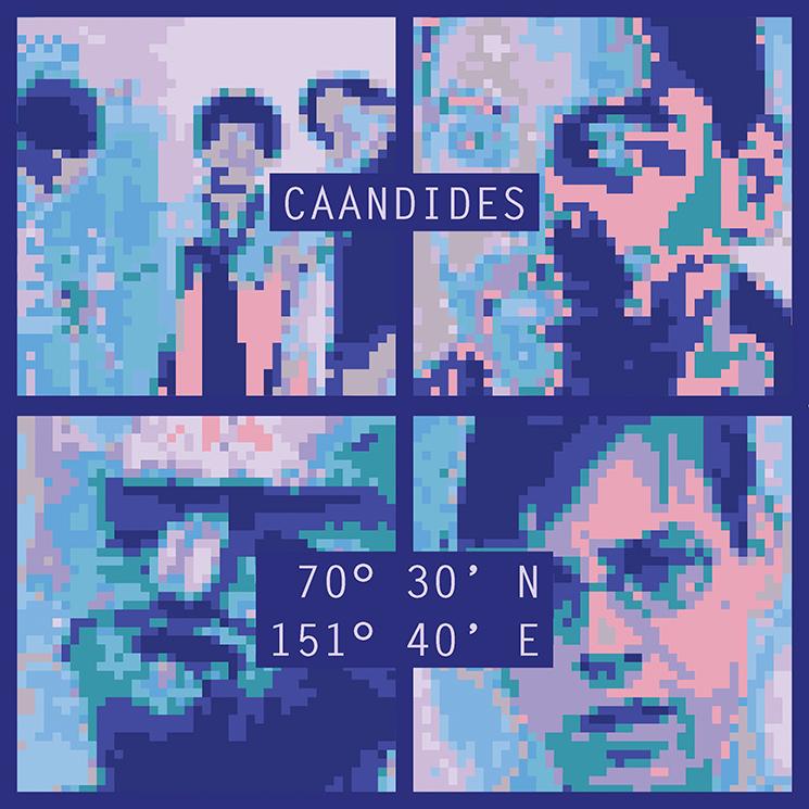 Caandides '70° 30' N 151° 40' E' (EP stream)