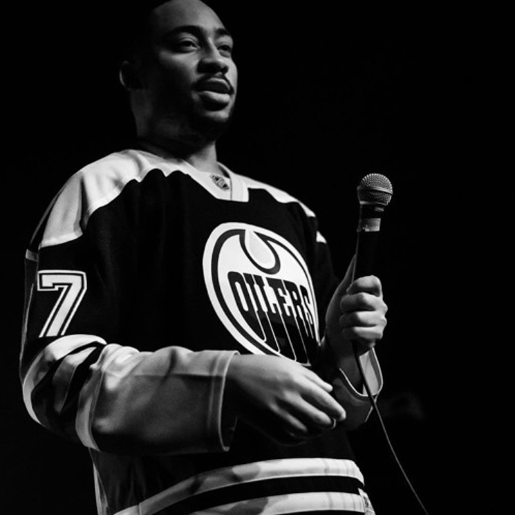 "Cadence Weapon ""Connor McDavid"""