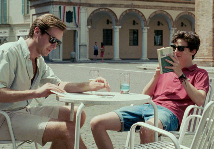 'Call Me By Your Name' Stars and Director Open Up About Emotional Vulnerability