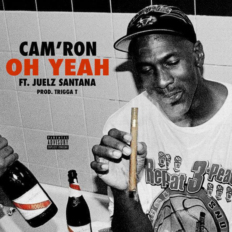 Cam'ron 'Oh Yeah' (ft. Juelz Santana)