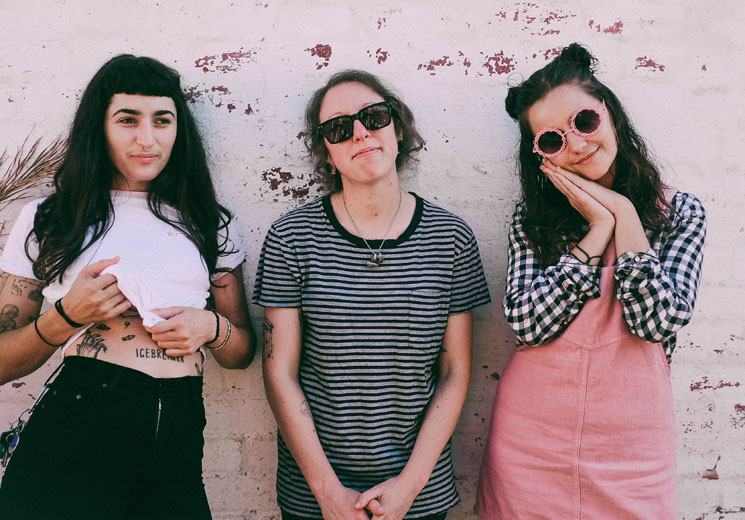 Camp Cope Bring Their No Bullshit Attitude to 'How to Socialise and Make Friends'